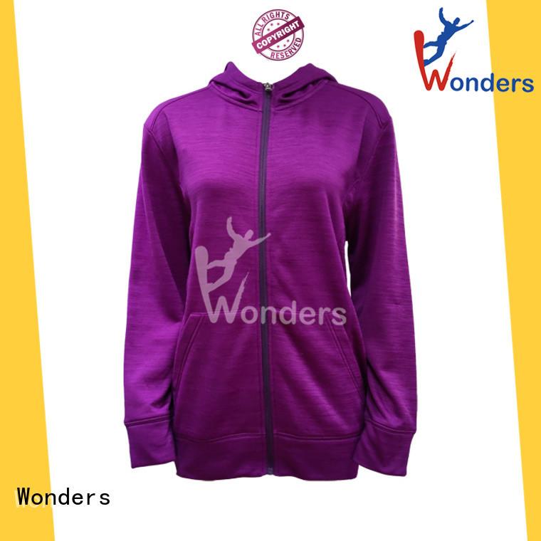 popular simple zip up hoodies design to keep warming