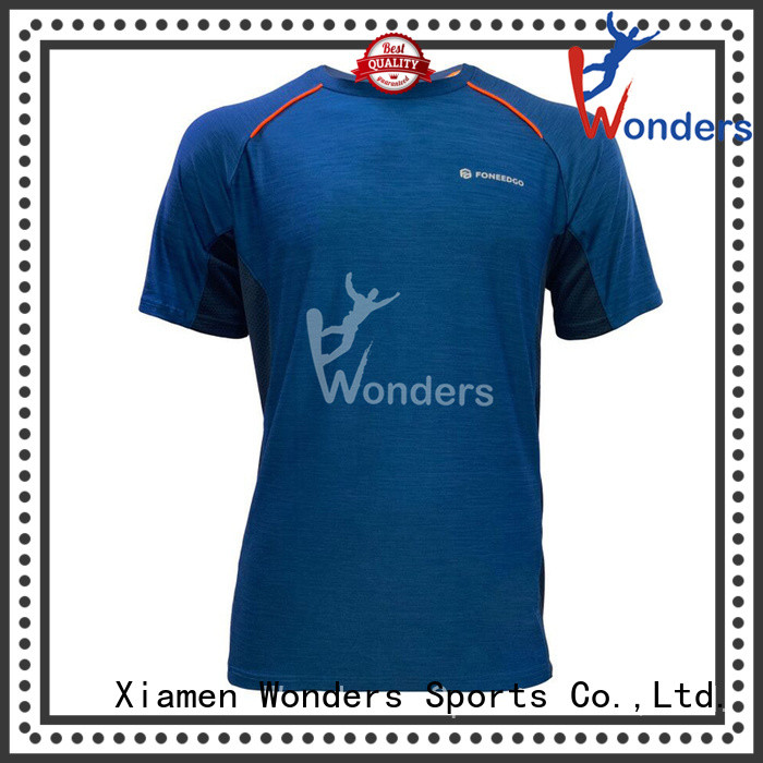 Wonders popular running t shirts women's design bulk buy