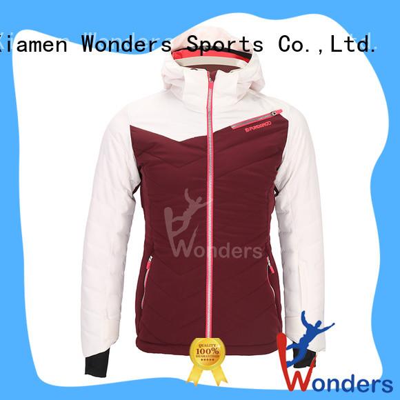 hot selling stylish womens ski jackets factory bulk buy