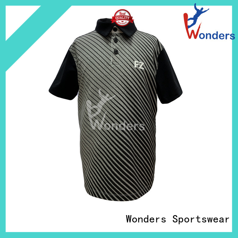 hot-sale basic polo t shirts company for outdoor