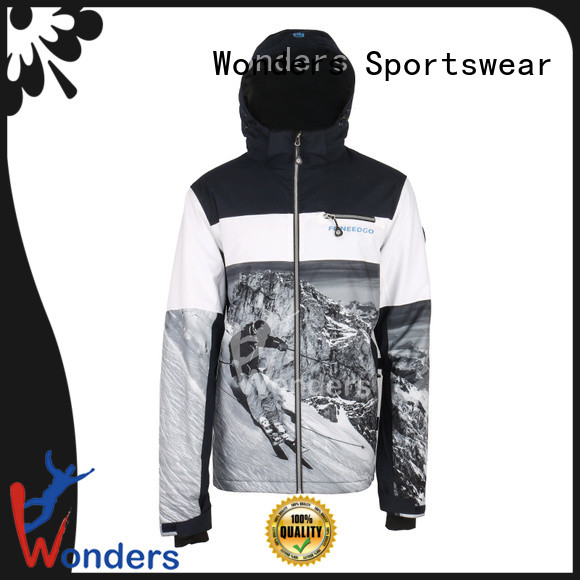 Wonders top quality girls ski jacket company for winte