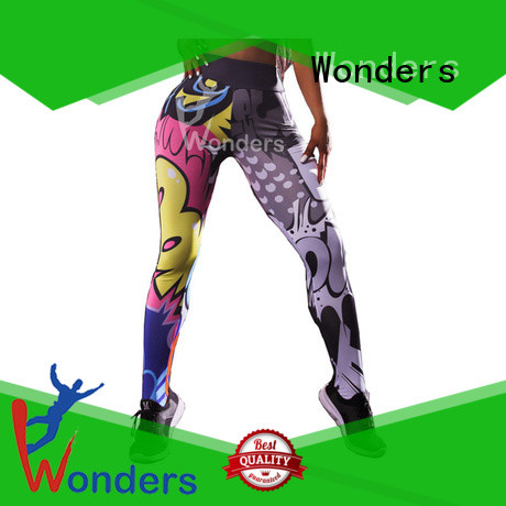 Wonders mens sports leggings design bulk production