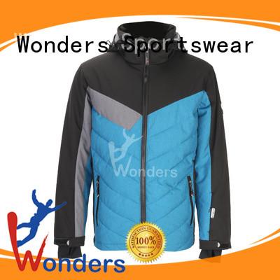 Wonders hot selling best women's ski jackets factory for winte