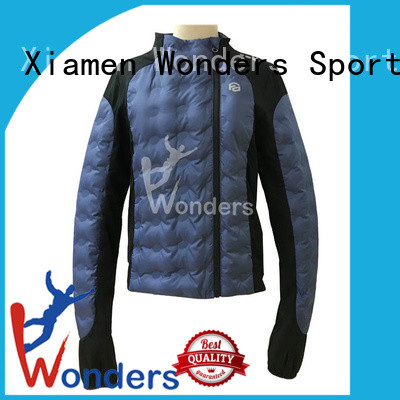 quality hybrid fleece jacket for business for outdoor