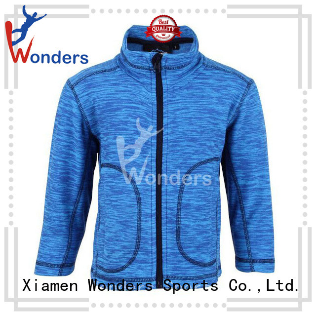 Wonders best best fleece jacket best supplier for sale