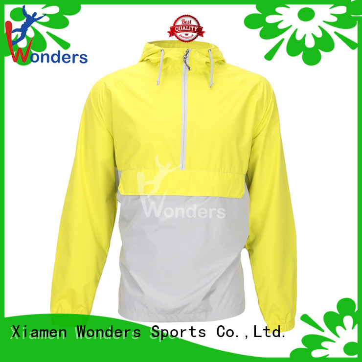 Wonders best rain jacket directly sale for outdoor