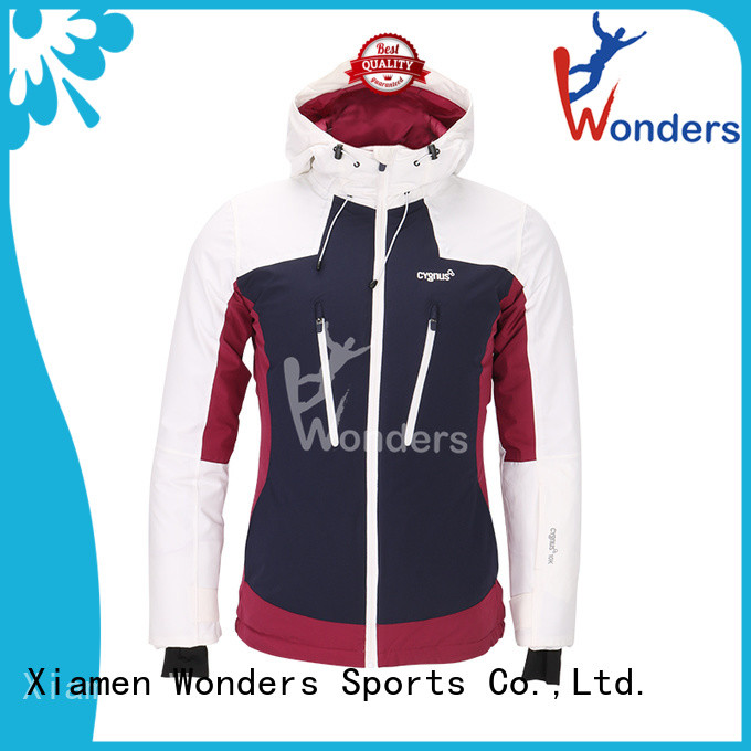 Wonders new ski jackets best supplier for sale