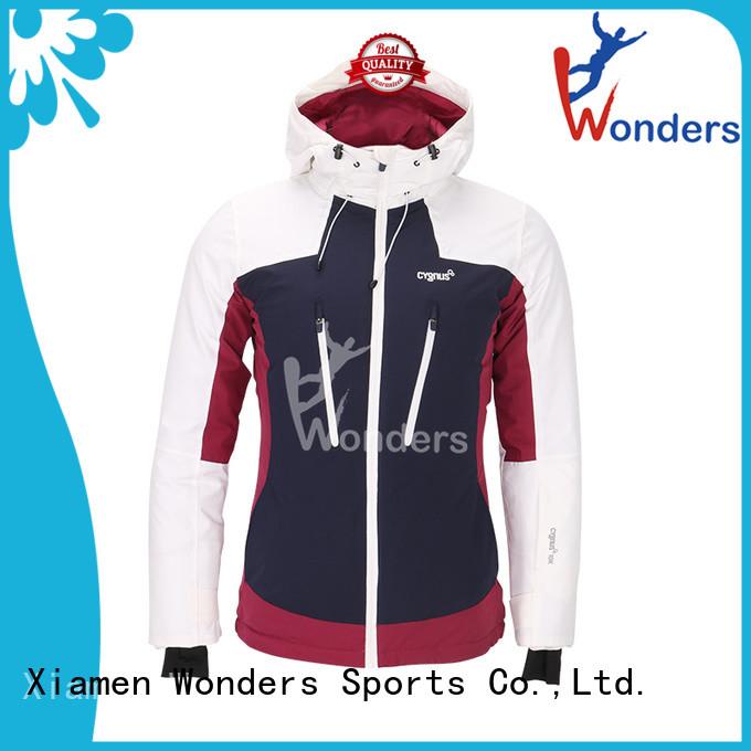 Wonders new ski jackets best supplier for sale