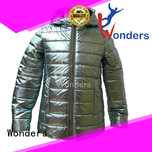 top selling padded winter jacket best manufacturer bulk production