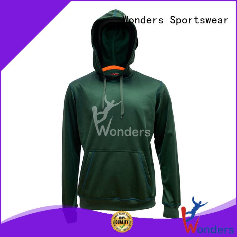 Wonders best pullover hoodie suppliers to keep warming