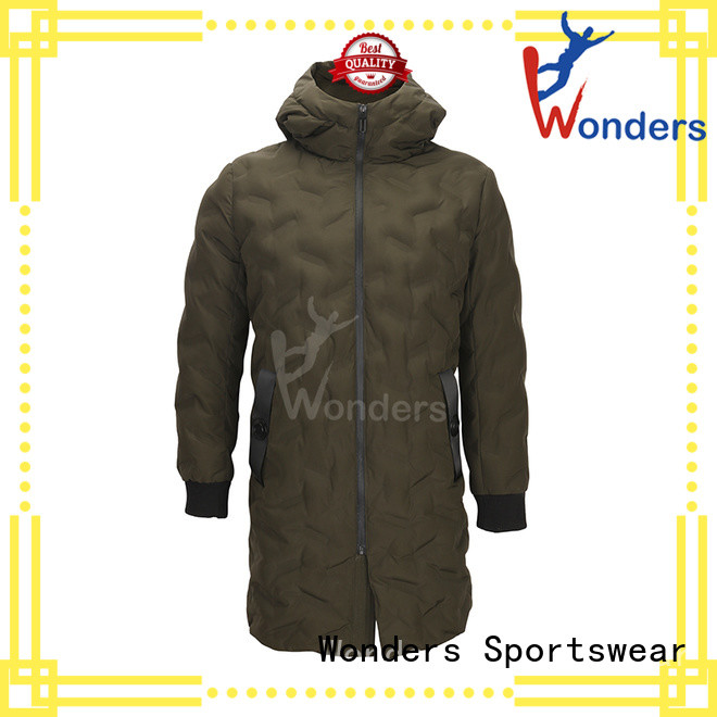 high quality warmest down parka personalized for sports