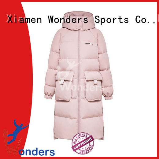Wonders high-quality womens lightweight parkas factory direct supply for promotion