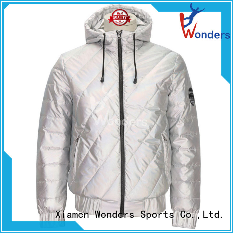 Wonders mens lightweight padded jacket from China for promotion