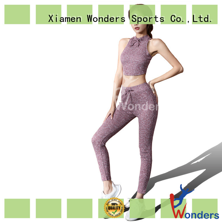 durable ladies yoga wear series for outdoor