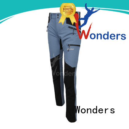 Wonders cheap insulated hiking pants with good price for sports