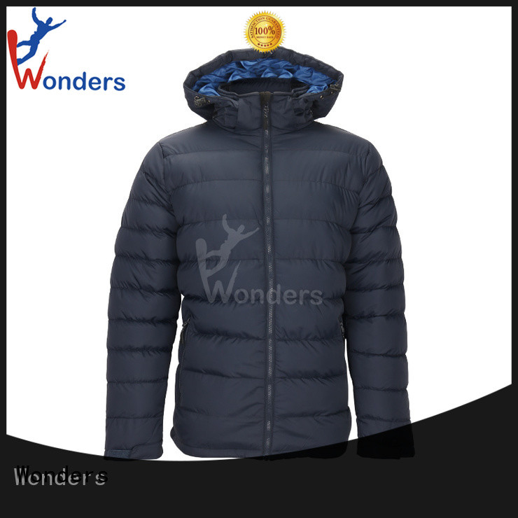 Wonders womens light padded jacket best supplier for sports