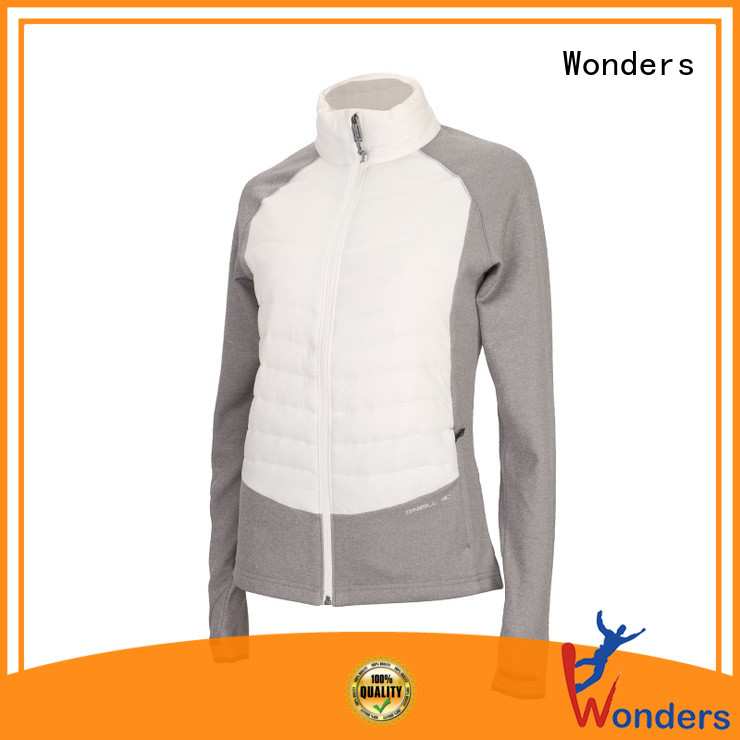 high-quality down hybrid jacket design for winte