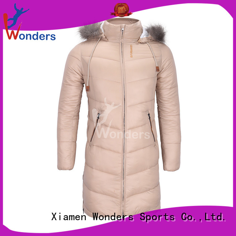 low-cost down parka factory direct supply bulk production