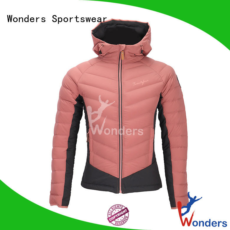 hot selling slim down jacket for business for promotion