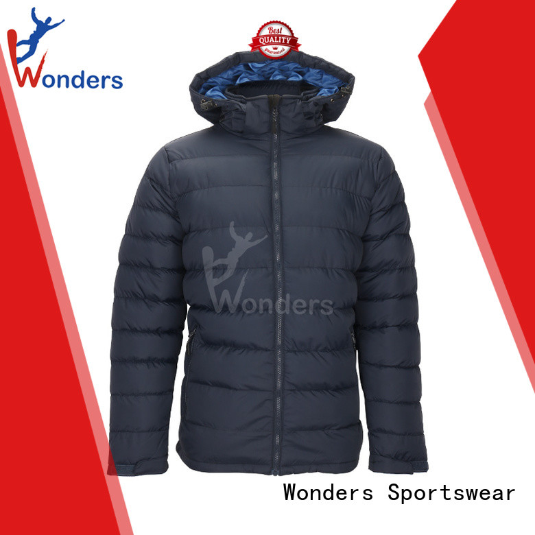 Wonders thin padded jacket factory direct supply bulk buy