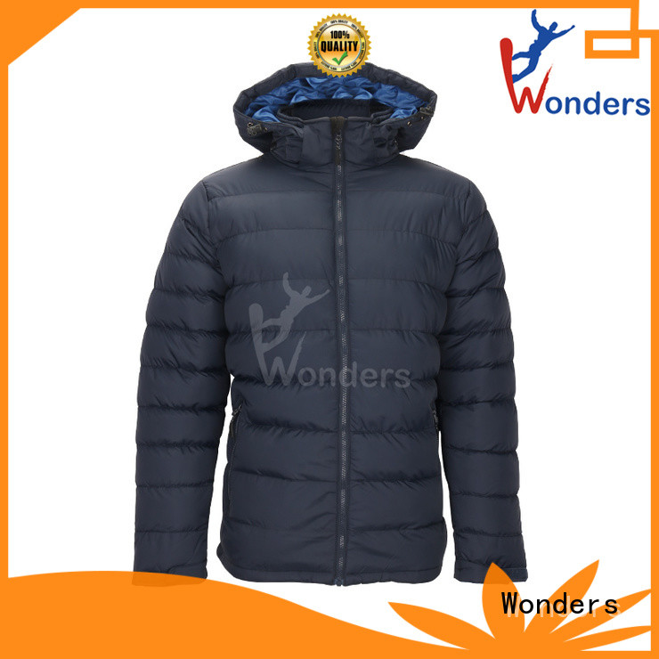 Wonders fitted padded puffer jacket inquire now to keep warming
