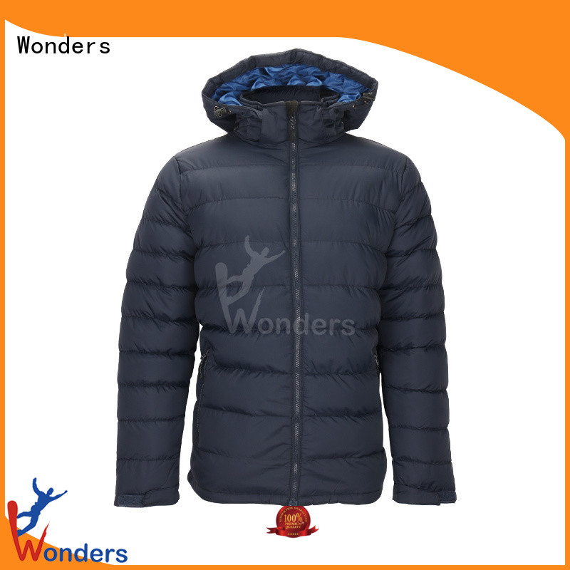Wonders ladies padded jacket best manufacturer to keep warming