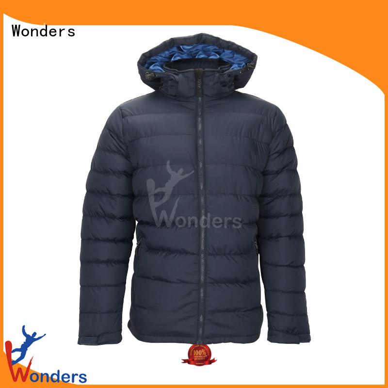 Wonders ladies padded jacket best manufacturer to keep warming